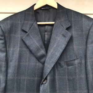 "CANALI "" Man Blazer 44R ""Made in Italy """